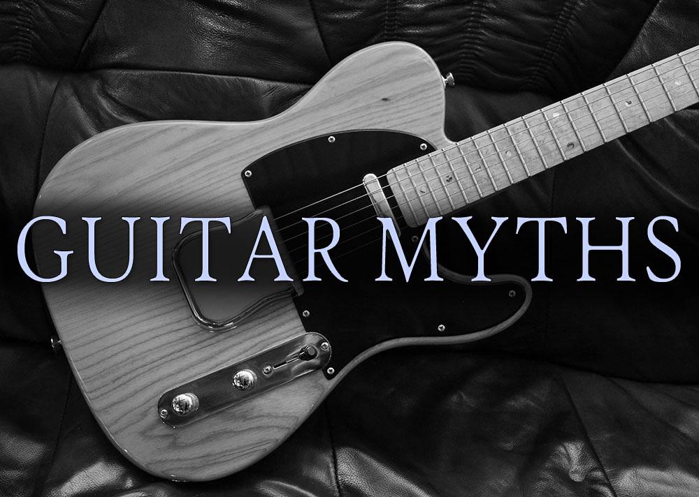 GUITAR-MYTHS