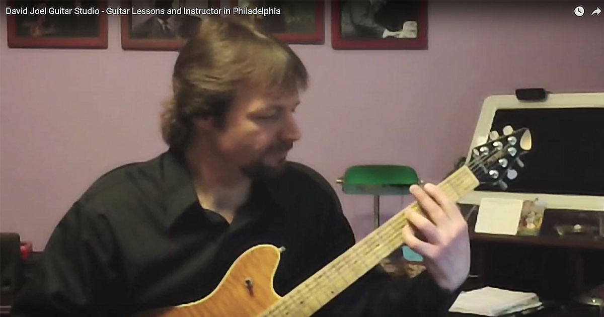 Guitar Lessons Near Me in PA